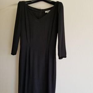 Moschino Black Dress size 8
